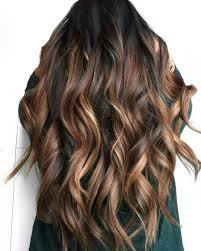 70 Flattering Balayage Hair Color Ideas For 2019 Donkerbruin Haar