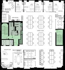 office floor plans online.  Online Office Floor Plan Design Online For Coworking Long Space  Architecture Lay Out Of In Plans