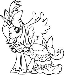 Unicorn And Rainbow Coloring Pages N9159 Unicorn Rainbow Coloring
