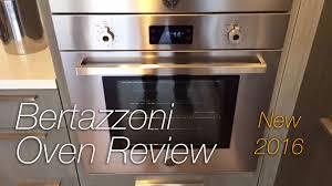 bertazzoni oven review single electric oven professional series pro fs30xt