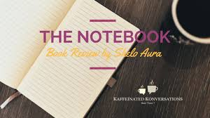 the notebook book review  posted in book reviews