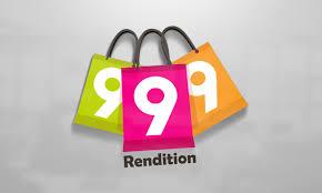 999 Design Logo Bold Playful Retail Logo Design For 999 Rendition By