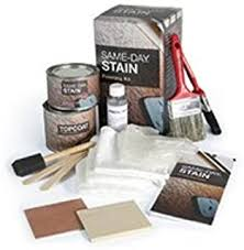New Therma Tru Finishing Kit Mahogany Stain Kit For