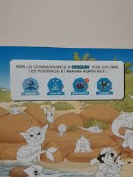Coloriage otaquin pokemon à imprimer et à colorier gratuitement. Chagaz Et Vous Pokemon Coloriages Cherche Et Trouve Ldo Les Livres Du Dragon D Or