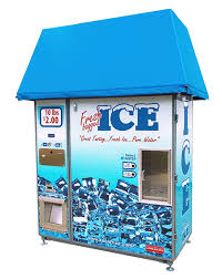 Ice Vending Machine Magnificent IM48XLs Kooler Ice Vending Machines Ice Vending Machine