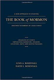 40 Day Book Of Mormon Reading Chart A New Approach To Studying The Book Of Mormon Another