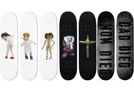 Skateboards Designs We Chose The 10 Most Awesome Skateboard Designs From Supreme