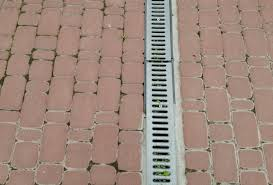 how to clean a pool deck drain step by