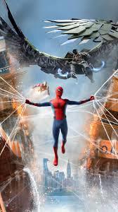 Spider Man Homecoming 4K Wallpaper ...
