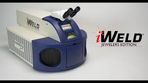 iweld the best laser welding machine for jewelers