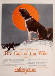 File:Advertisement for 1923 silent film The Call of the Wild.jpg -  Wikimedia Commons