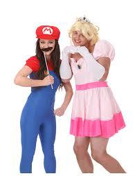 mario and princess peach costumes