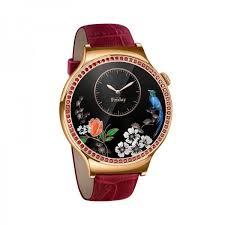 huawei jewel. huawei watch jewel \u0026 elegant with beautiful face red leather band for woman n