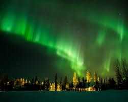 Glass Igloo Northern Lights Sleep Under The Northern Lights In Glass Igloos Simplemost
