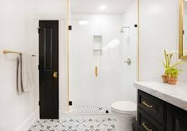 contemporary bathroom colors. Black And Gold Bathroom Colors Contemporary