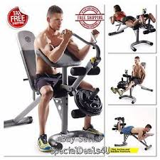 Chest Chart Gym Details About Workout Bench Weight Home Gym Fitness Exercise Training Arm Chest Legs Incline