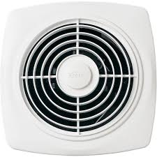 broan 270 cfm through the wall exhaust fan