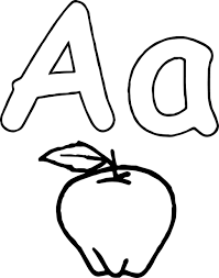 Food : Picture Of Apple Fruits Activity Sheets A Is For Apple ...
