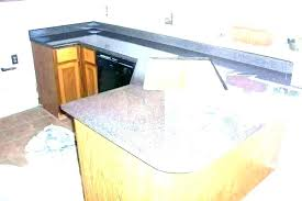 painting countertops to look like granite kitchen paint black your pai