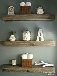 Chunky Wood Floating Shelves Home Dzine Diy How To Make Chunky Floating  Shelves on Shelf Chunky