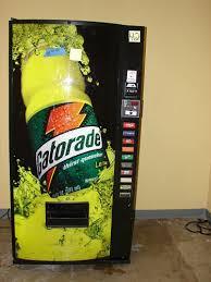 Gatorade Vending Machine Mesmerizing Vending Concepts Vending Machine Sales Service Vending Concepts