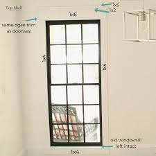 Baseboard trim, crown molding and chair rails. Interior Doorway Trim Upgrade Top Shelf Diy