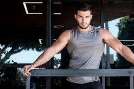Along with a photo of a birthday cake from britney. Britney Spears Boyfriend Sam Asghari On His 100 Pound Weight Loss