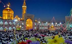 Image result for مشهدالرضا(ع) غرق در سرور