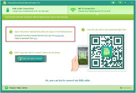 qr detect android data recovery pro guide how to recover data from android