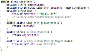 Singleton Design Pattern In Java Delectable Java In Depth Implement Singleton Class In An Efficient Way
