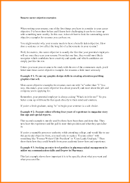 Cosy Resume Objective Examples For Career Changers With Teacher