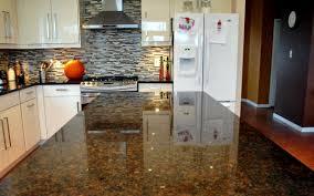 Brown Granite Kitchen Countertops Kitchen Modern Kitchen In Dark Brown Kitchen Counter With Drawer