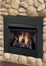 lovely fake fireplace logs for your living room gas log fireplace