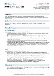 Objective For Lpn Resumes Lpn Resume Samples Qwikresume