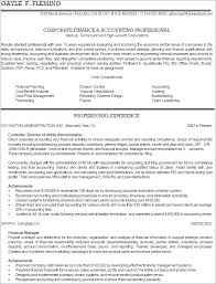 Accounting Resumes Awesome Junior Tax Accountant Resume Sample Corporate Objective Stanmartin