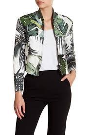 max mara tema printed er jacket white jackets shell sleeves 98 cotton
