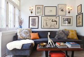 mid century modern eclectic living room. House Of Honey {eclectic Mid-century Vintage Modern Living Room} By Recent Settlers Mid Century Eclectic Room T