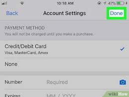 Slide up or press the home button depending on which device you're setting up. How To Change Your Itunes Payment Method On Iphone Or Ipad