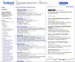 Posting Resume On Indeed 18 Indeed Job Resume .