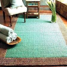 jute rug 6x9 jute rug natural fiber rugs natural fiber area rug jute rug alt 2
