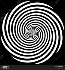 Spiral Design Hypnosis Spiral Vector Photo Free Trial Bigstock