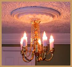 5 arm chandelier