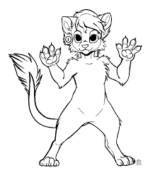 Bambi Lineart Free Download On Ayoqqorg