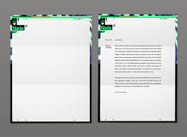 Letterhead Designs Samples 25 Examples Of Excellent Letterhead Design Design Galleries