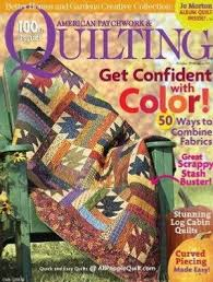 American Patchwork and Quilting Magazine Best Subscription Deal on ... & American Patchwork and Quilting Magazine Subscription Adamdwight.com