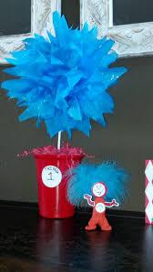 Dr Seuss Party Decorations Dr Seuss Cat In The Hat Party Junktastic