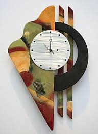 unique abstract shape painting great ideas new inspiration wall art clocks artwork artistic stunning pinterest contemporary on wall clock art design with wall art unique design for wall art clocks artistic wall clocks