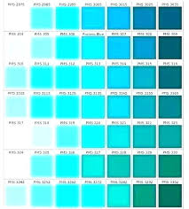 Aqua Color Chart Teal And Turquoise Color Ketepeng
