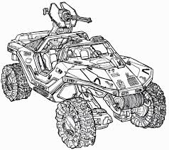 Small Picture Halo Coloring Pages And glumme