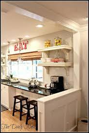 lightened up home reveal kitchen wall art ideas uk best half on walls decor